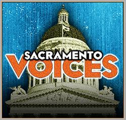 Sacramento Voices Logo