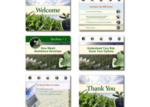 Monsanto PPT Project