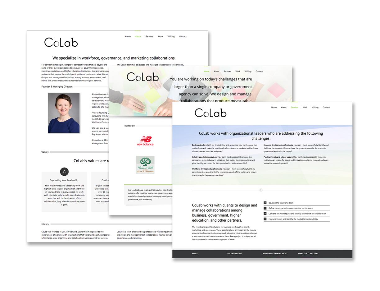 CoLab Website