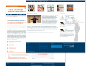 Feldenkrais Website